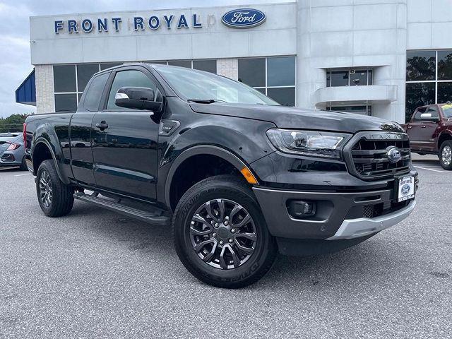 2021 Ford Ranger LARIAT for sale in Front Royal, VA