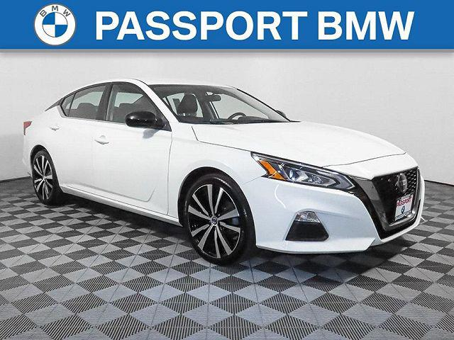 2020 Nissan Altima 2.5 SR for sale in Marlow Heights, MD