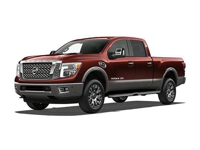 2017 Nissan Titan XD Platinum Reserve for sale in Castle Rock, CO
