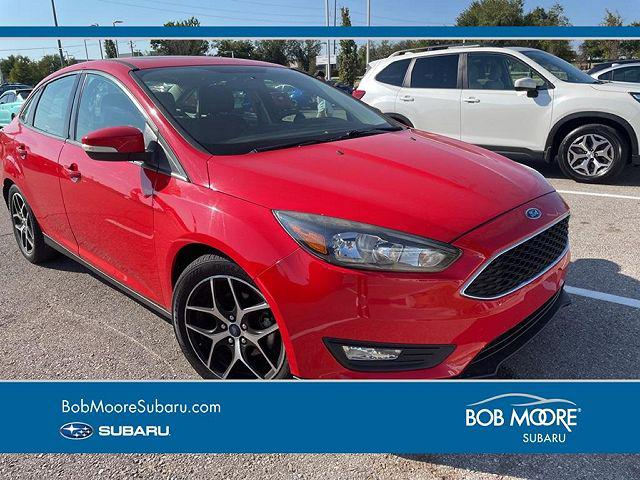 2017 Ford Focus SEL for sale in Oklahoma City, OK
