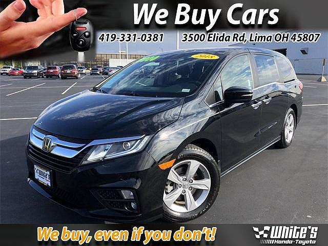 2018 Honda Odyssey EX-L for sale in Lima, OH