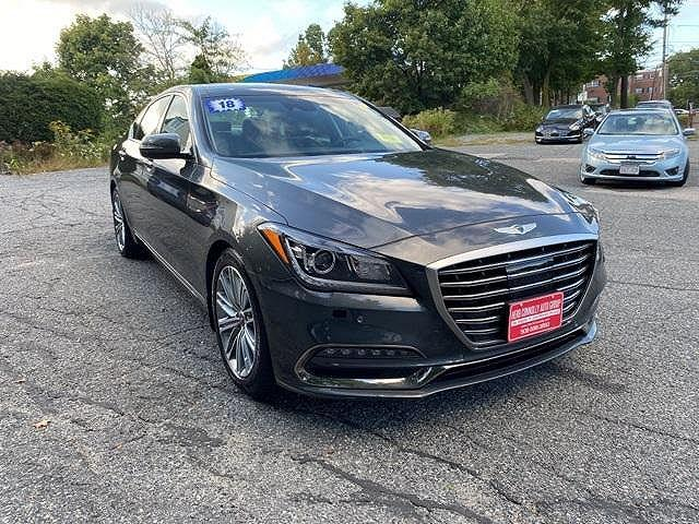 2018 Genesis G80 3.8L for sale in Framingham, MA