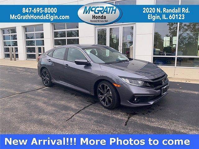 2020 Honda Civic Sedan Sport for sale in Elgin, IL