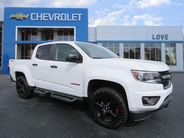 2018 Chevrolet Colorado 4WD LT for sale in Columbia, SC