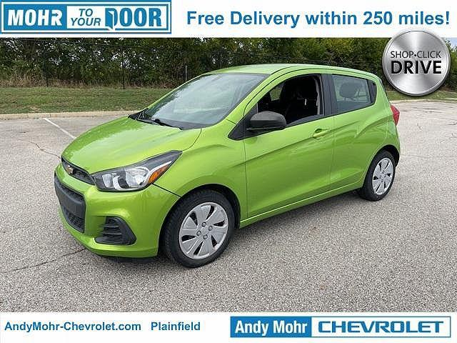 2016 Chevrolet Spark LS for sale in Plainfield, IN