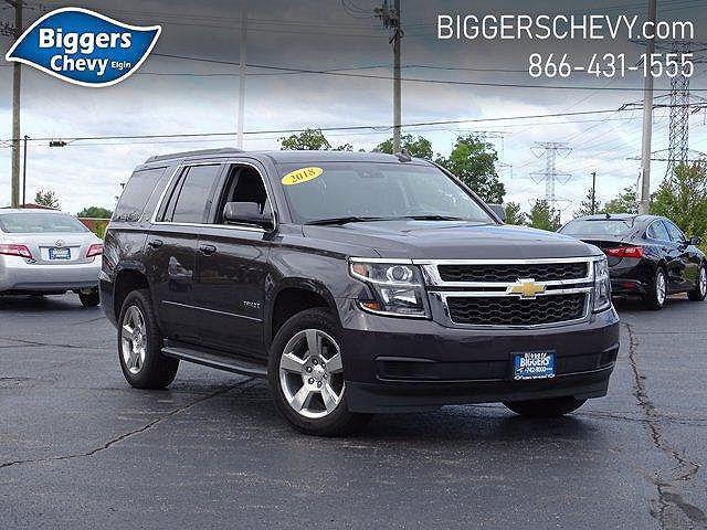 2018 Chevrolet Tahoe LT for sale in Elgin, IL