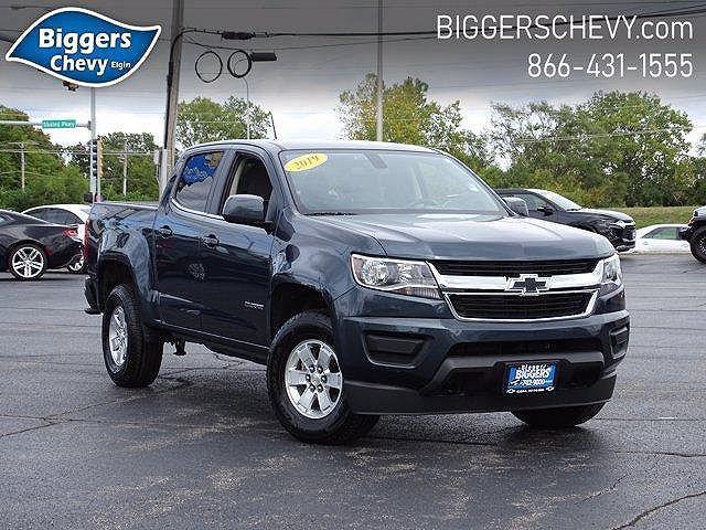 2019 Chevrolet Colorado 4WD Work Truck for sale in Elgin, IL