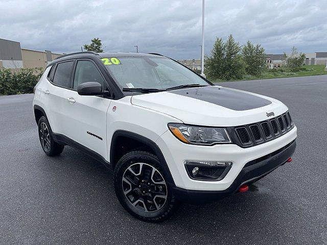 2020 Jeep Compass Trailhawk for sale in Greencastle, PA