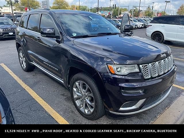 2019 Jeep Grand Cherokee Summit for sale in Saint Charles, IL