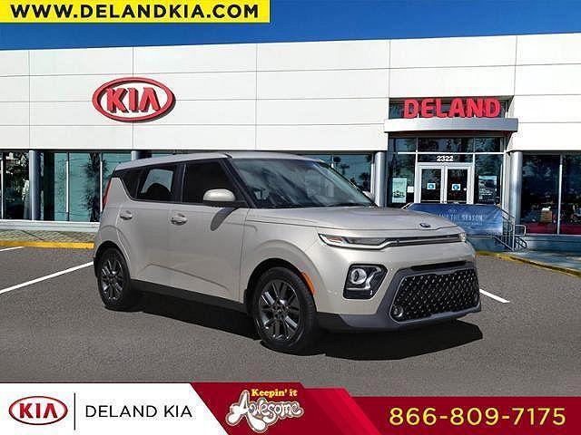 2020 Kia Soul EX for sale in Deland, FL