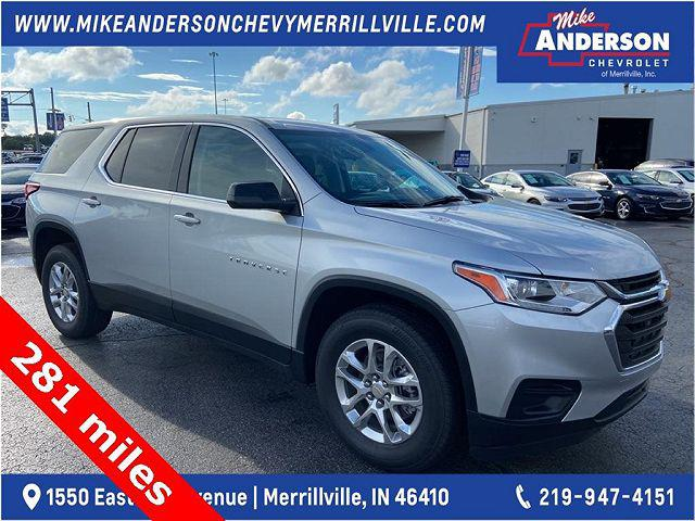 2021 Chevrolet Traverse LS for sale in Merrillville, IN