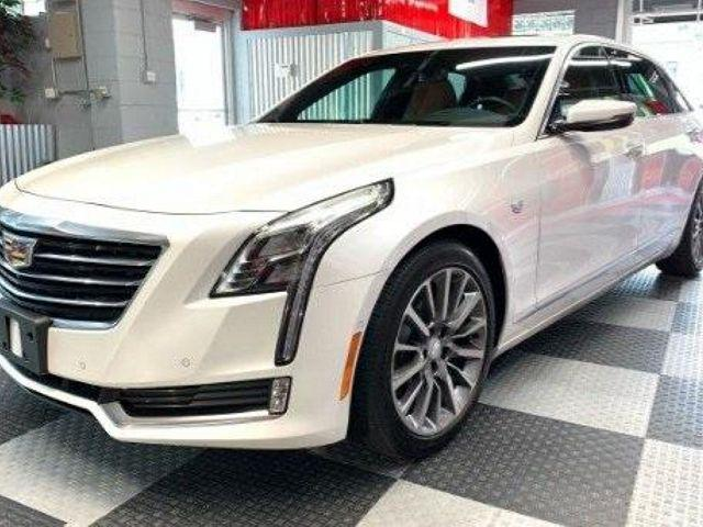 2017 Cadillac CT6 Luxury AWD for sale in Tinley Park, IL