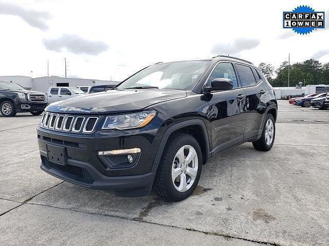2020 Jeep Compass Latitude for sale in Dallas, GA
