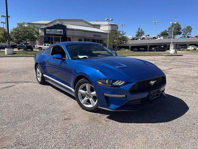 2018 Ford Mustang EcoBoost for sale in Colorado Springs, CO