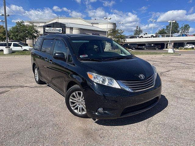 2016 Toyota Sienna XLE for sale in Colorado Springs, CO