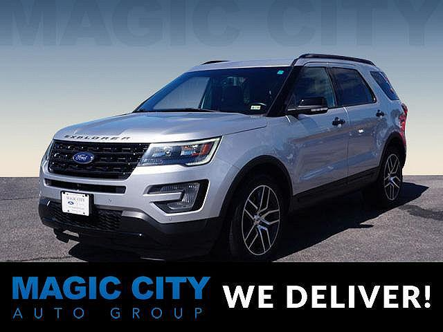 2017 Ford Explorer Sport for sale in Roanoke, VA