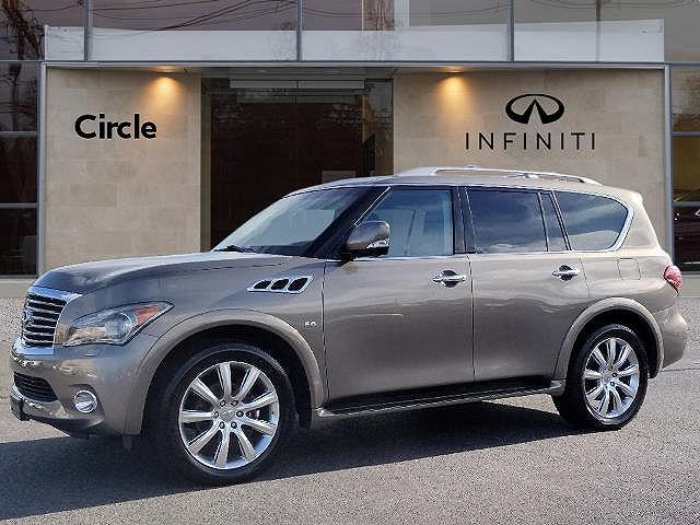 2014 INFINITI QX80 4WD 4dr for sale in West Long Branch, NJ