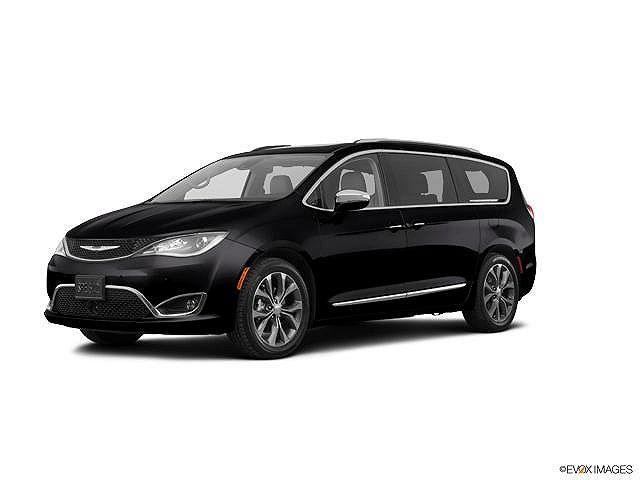 2020 Chrysler Pacifica Limited for sale in Crystal Lake, IL