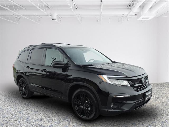 2021 Honda Pilot Black Edition for sale in Winchester, VA
