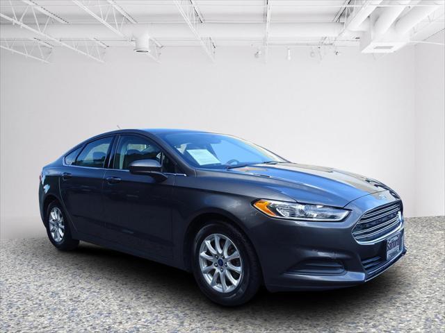 2016 Ford Fusion S for sale in Warrenton, VA