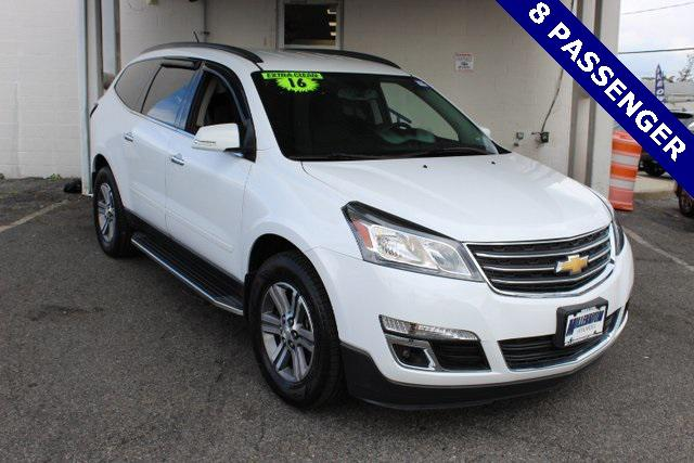 2016 Chevrolet Traverse LT for sale in Hempstead, NY
