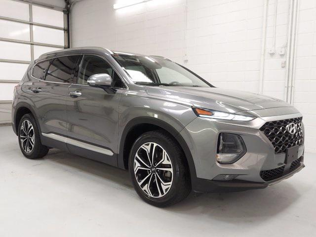 2019 Hyundai Santa Fe Ultimate for sale in WILKES-BARRE, PA