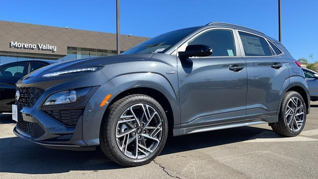 2022 Hyundai Kona N Line for sale in MORENO VALLEY, CA