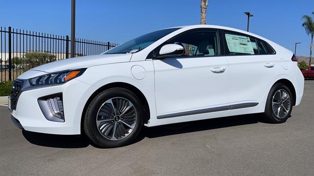 2022 Hyundai Ioniq Plug-In Hybrid SEL for sale in MORENO VALLEY, CA