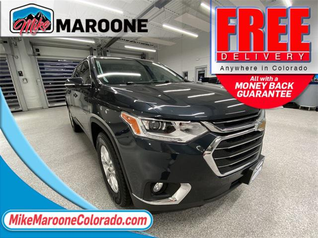 2018 Chevrolet Traverse LT Cloth for sale in Colorado Springs, CO