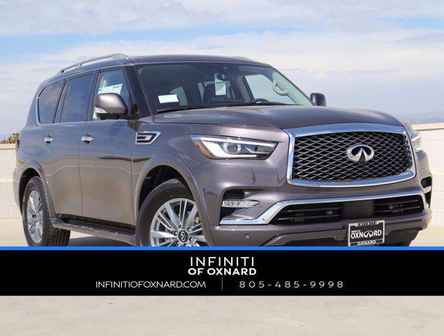 2022 INFINITI QX80 LUXE for sale in Oxnard, CA