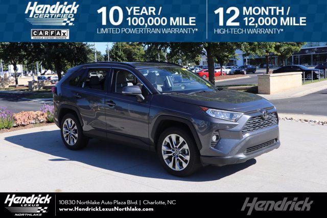 2019 Toyota RAV4 XLE Premium for sale in Charlotte, NC