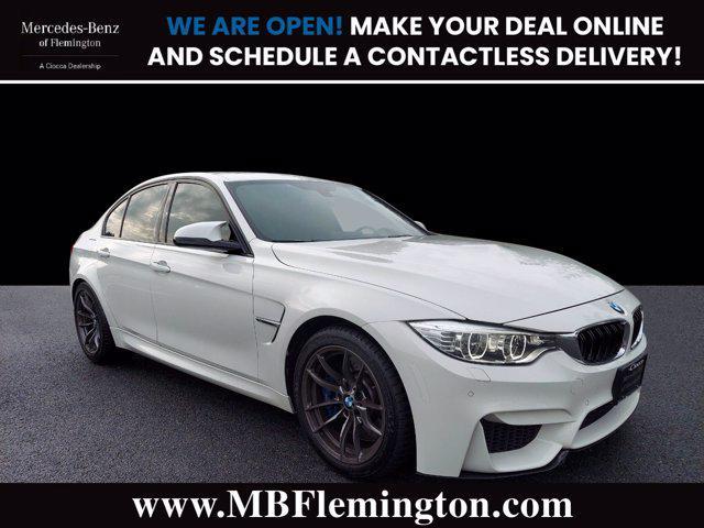 2015 BMW M3 4dr Sdn for sale in Flemington, NJ