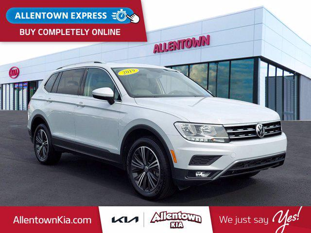 2019 Volkswagen Tiguan SEL for sale in Allentown, PA