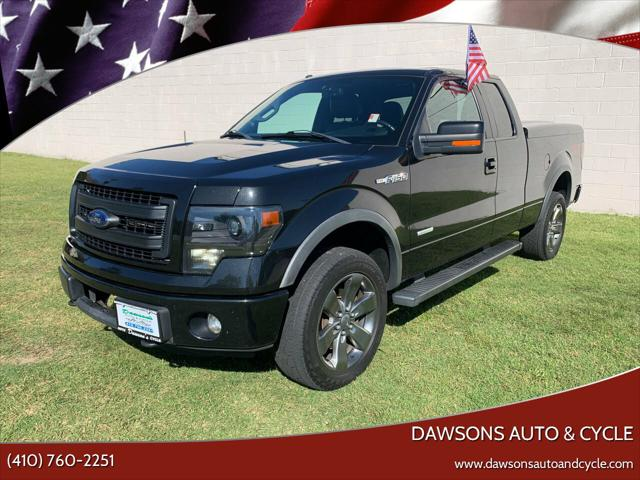 2013 Ford F-150 FX4 for sale in Glen Burnie, MD