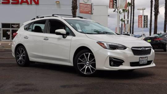 2018 Subaru Impreza Limited for sale in San Diego, CA
