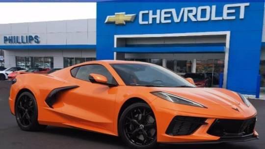 2022 Chevrolet Corvette 3LT for sale in Lansing, IL
