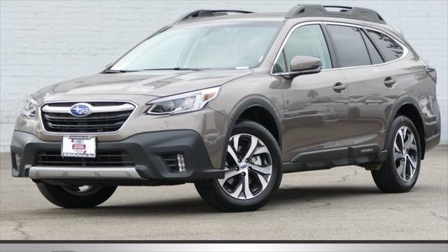 2021 Subaru Outback Limited for sale in Van Nuys, CA