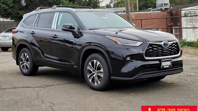 2021 Toyota Highlander Hybrid XLE for sale in Arlington, VA