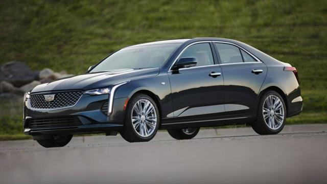 2021 Cadillac CT4 Luxury for sale in Hodgkins, IL