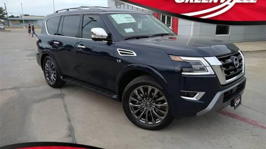 2022 Nissan Armada Platinum for sale in Greenville, TX