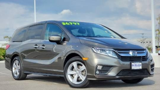 2019 Honda Odyssey EX-L for sale in Columbus, OH