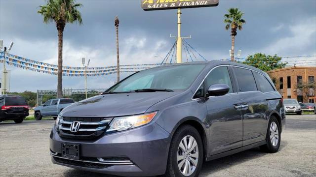 2014 Honda Odyssey EX for sale in San Antonio, TX