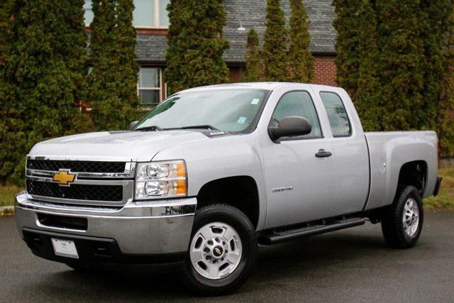 2013 Chevrolet Silverado 2500HD Work Truck for sale in Shoreline, WA