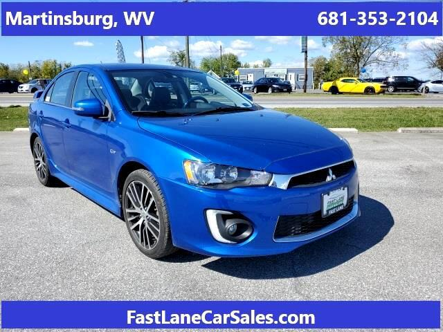 2016 Mitsubishi Lancer GT for sale in Hagerstown, MD