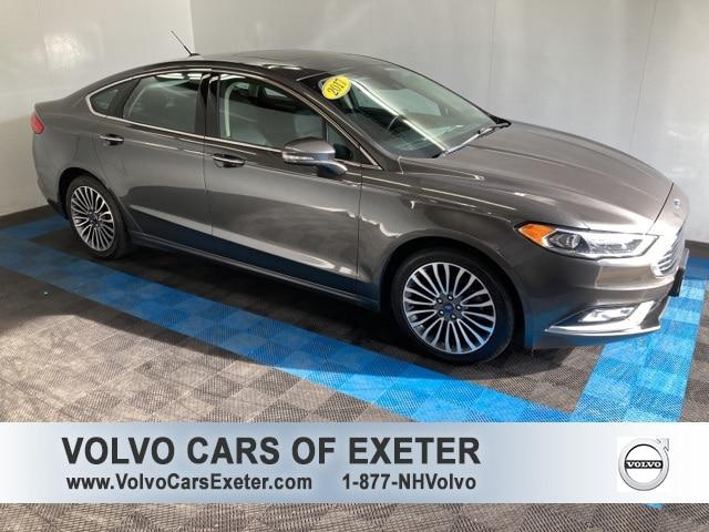 2017 Ford Fusion SE for sale in Exeter, NH