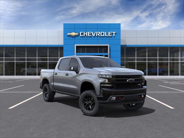 2021 Chevrolet Silverado 1500 LT Trail Boss for sale in Glenwood Springs, CO
