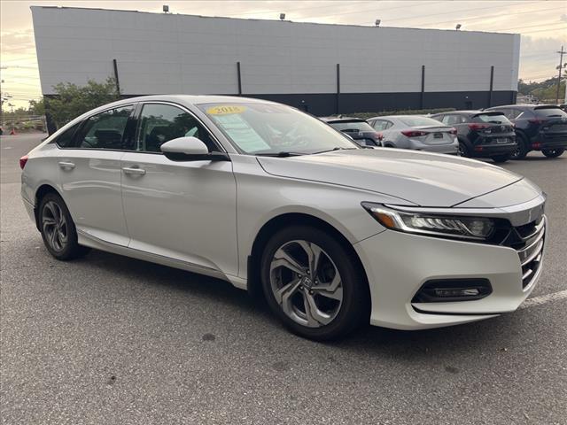 2018 Honda Accord Sedan EX-L 1.5T for sale in MORRISTOWN, NJ