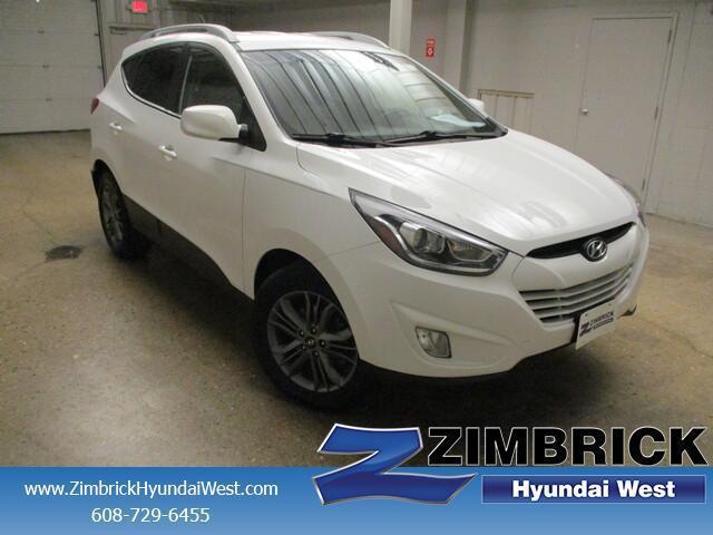 2015 Hyundai Tucson SE for sale in MADISON, WI