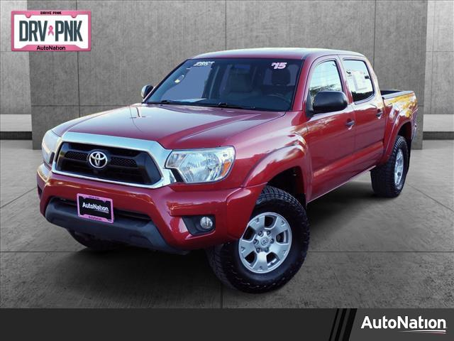 2015 Toyota Tacoma 4WD Double Cab V6 AT (Natl) for sale in Littleton, CO