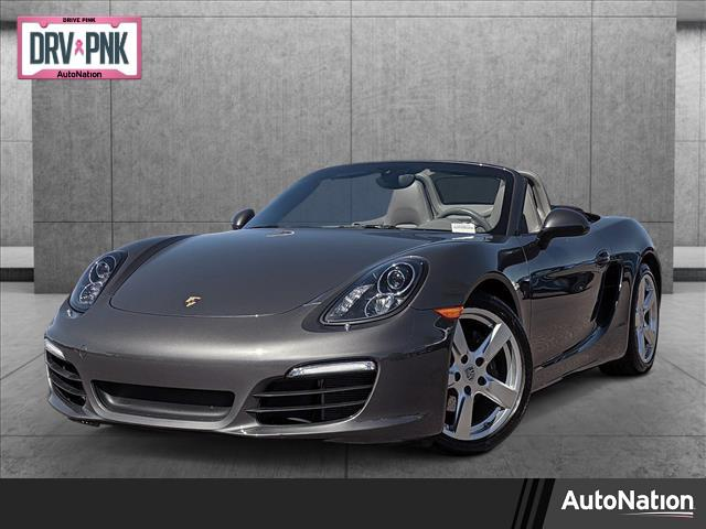 2015 Porsche Boxster 2dr Roadster for sale in Scottsdale, AZ